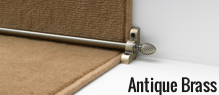 Antique Brass Stair Rods | Buy Now